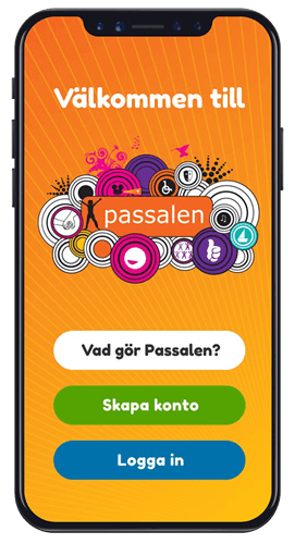 passalen_app_start_screen_iphonex